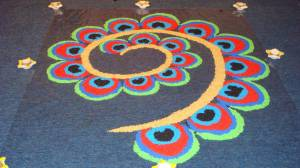 rangoli-spiral